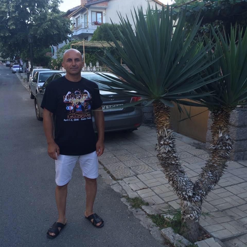 Кысса Сергей, владелец дома