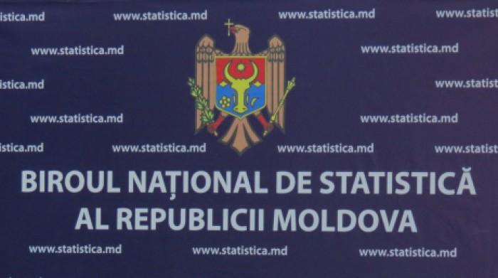Лариса Морару, представитель Национального бюро Статистики РМ