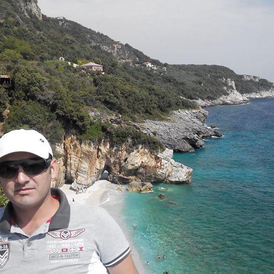 Стратан Георгий, владелец салона красоты Stratan Lucia