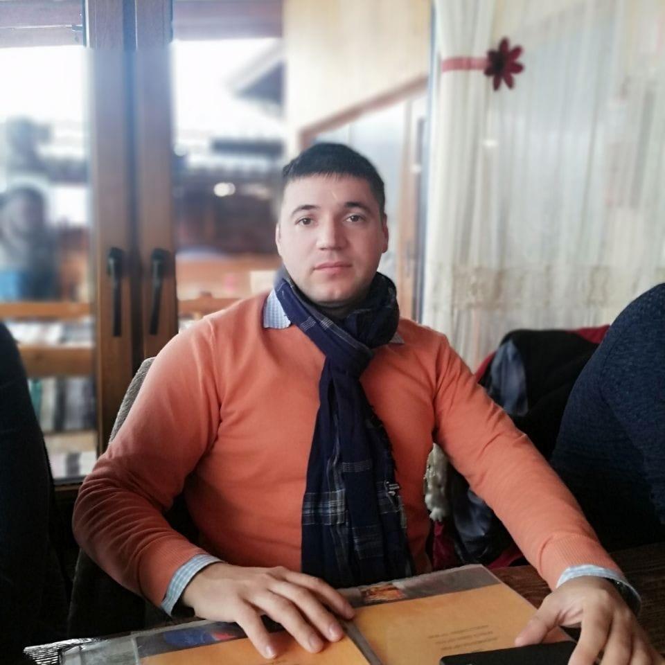 Владимир Чобану, собственник дома, г. Леова