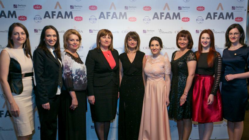 Представитель Asociatia Femeilor Profesioniste si de Afaceri din Moldova