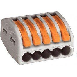 Соеденительная клема WAGO 5*2,5mm