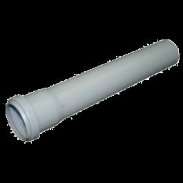 Соеденитель для труб ПВХ (труба-труба) 20мм
