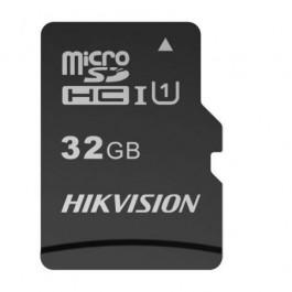 MicroSD Card Hikvision 32GB class10